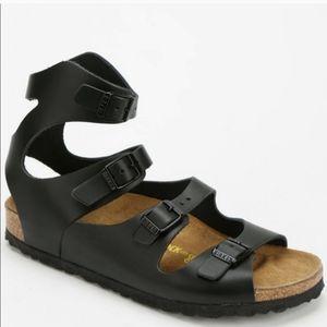 🆕 Birkenstock Athens gladiator strap sandals